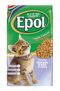 EPOL 1.8 kg Kitten Chicken & Rice Flavour