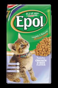 EPOL 1.8 kg Kitten Chicken & Rice Flavour
