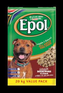EPOL 20 kg Adult Boerewors Flavour