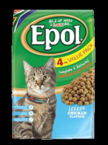 EPOL 4 kg Adult Cat Chicken Flavour