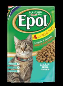 EPOL 4 kg Adult Cat Tuna Flavour