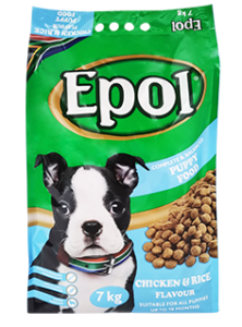 EPOL 7.5 kg Puppy Chicken & Rice Flavour
