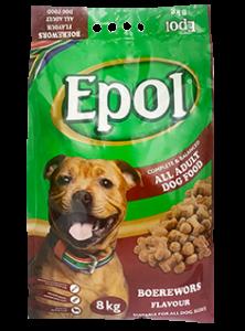 EPOL 8 kg Adult Dog Boerewors Flavour