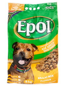 EPOL 8 kg Adult Dog Braai Mix Flavour