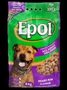 EPOL 8 kg Adult Dog Spare Rib Flavour