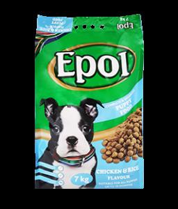 EPOL Puppy Chicken & Rice Flavour