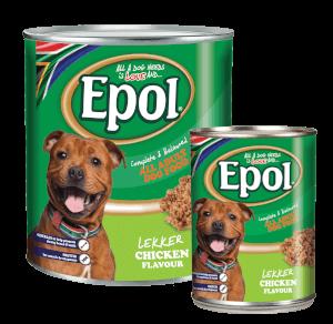 EPOL Wet Dog Food